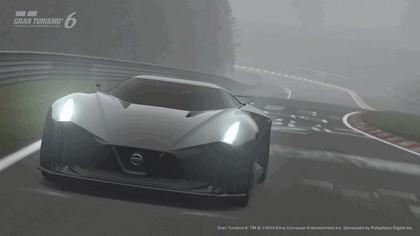 2014 Nissan Concept 2020 Vision Gran Turismo 51