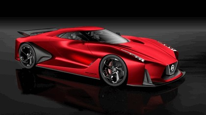 2014 Nissan Concept 2020 Vision Gran Turismo 58