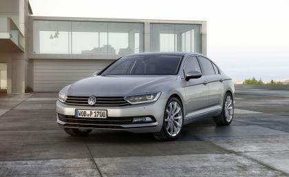 2015 Volkswagen Passat 11