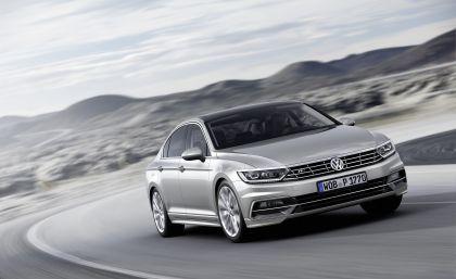 2015 Volkswagen Passat 17