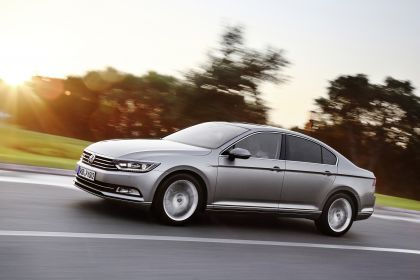 2015 Volkswagen Passat 31