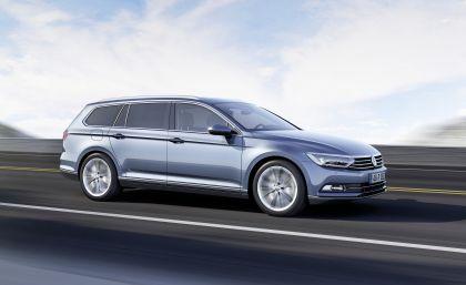 2015 Volkswagen Passat SW 8