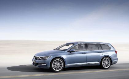 2015 Volkswagen Passat SW 10