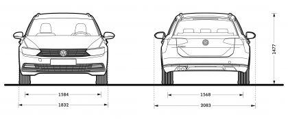 2015 Volkswagen Passat SW 38
