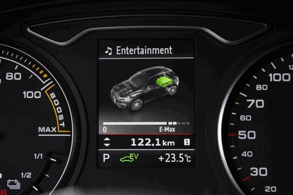 2014 Audi A3 Sportback e-tron 11