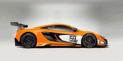 2014 McLaren 650S GT3 2