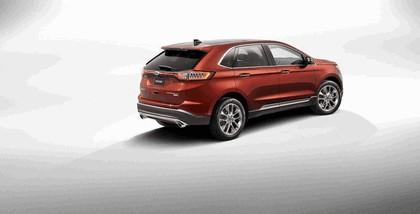 2015 Ford Edge - EU version 3