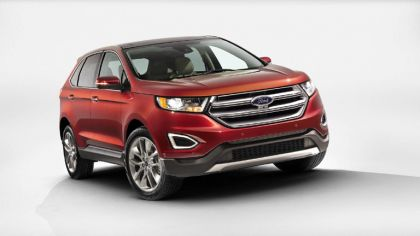 2015 Ford Edge - EU version 2