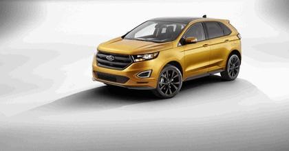 2015 Ford Edge - USA version 4