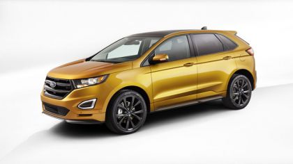 2015 Ford Edge - USA version 4