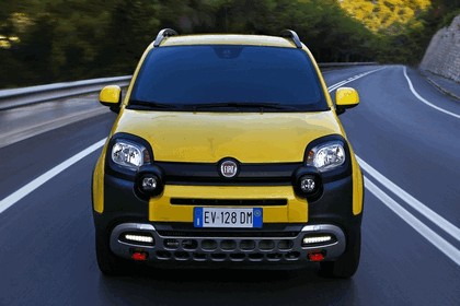 2015 Fiat Panda Cross 45
