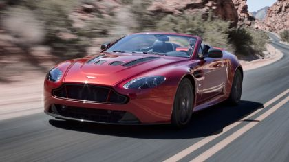 2015 Aston Martin V12 Vantage S roadster 8