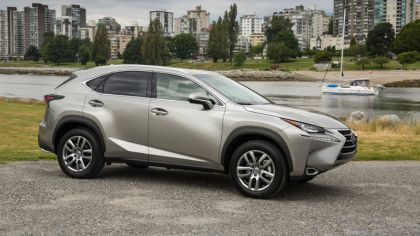 2015 Lexus NX 200t - USA version 9