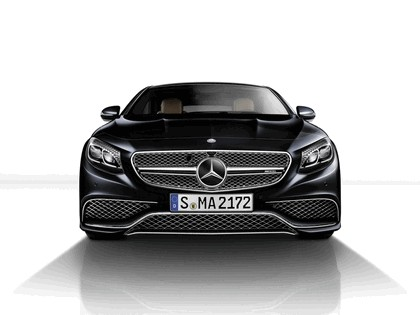 2014 Mercedes-Benz S 65 AMG coupé 6