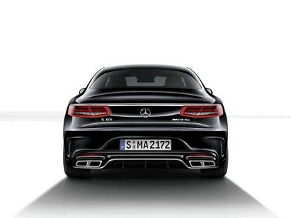2014 Mercedes-Benz S 65 AMG coupé 7