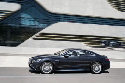 2014 Mercedes-Benz S 65 AMG coupé 20