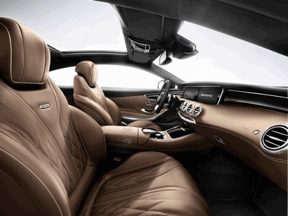 2014 Mercedes-Benz S 65 AMG coupé 34