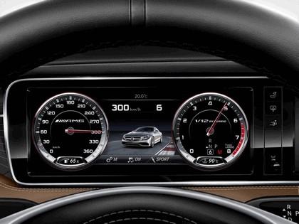 2014 Mercedes-Benz S 65 AMG coupé 36