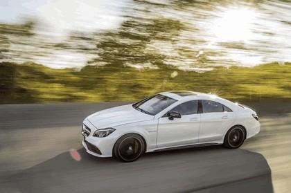 2014 Mercedes-Benz CLS 63 AMG 6
