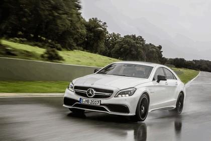 2014 Mercedes-Benz CLS 63 AMG 7