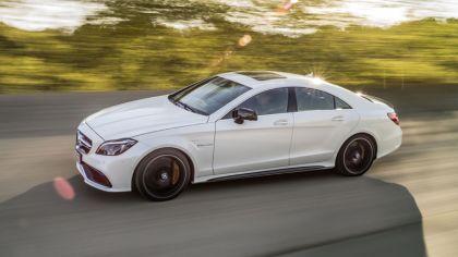 2014 Mercedes-Benz CLS 63 AMG 5