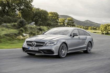 2014 Mercedes-Benz CLS 63 AMG Shooting Brake 1