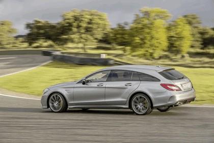 2014 Mercedes-Benz CLS 63 AMG Shooting Brake 4