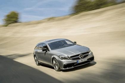 2014 Mercedes-Benz CLS 63 AMG Shooting Brake 7