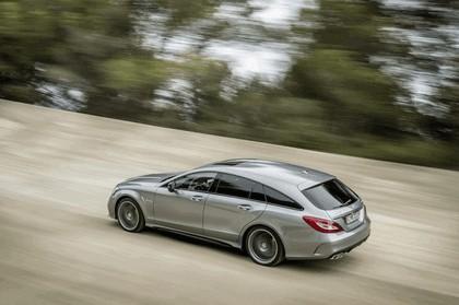 2014 Mercedes-Benz CLS 63 AMG Shooting Brake 8