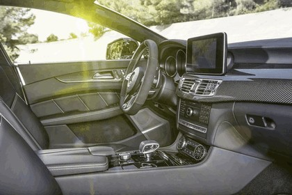 2014 Mercedes-Benz CLS 63 AMG Shooting Brake 10