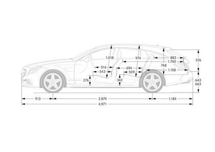 2014 Mercedes-Benz CLS 63 AMG Shooting Brake 26
