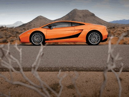 2007 Lamborghini Gallardo Superleggera 13
