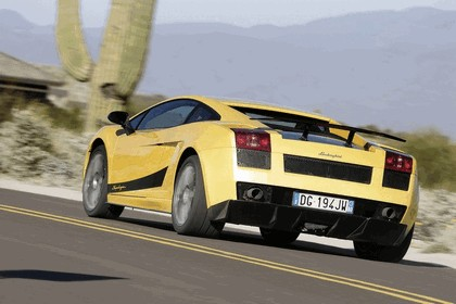 2007 Lamborghini Gallardo Superleggera 22