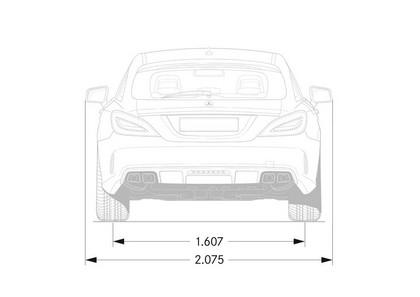 2014 Mercedes-Benz CLS 400 BlueTec Shooting Brake 8