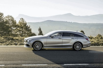 2014 Mercedes-Benz CLS 400 Shooting Brake 9
