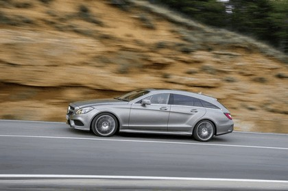 2014 Mercedes-Benz CLS 400 Shooting Brake 14