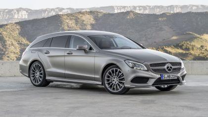 2014 Mercedes-Benz CLS 400 Shooting Brake 2