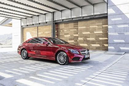 2014 Mercedes-Benz CLS 500 4Matic 1