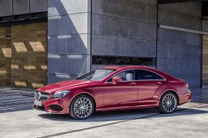 2014 Mercedes-Benz CLS 500 4Matic 2