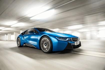 2014 BMW i8 - UK version 1