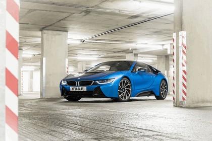 2014 BMW i8 - UK version 7