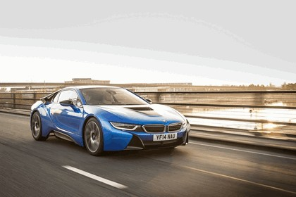 2014 BMW i8 - UK version 16