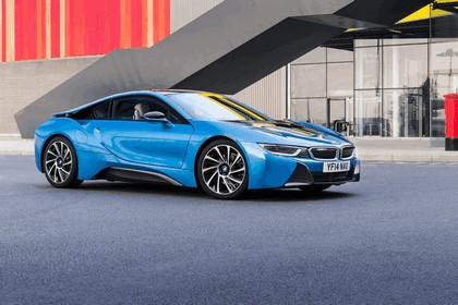 2014 BMW i8 - UK version 21