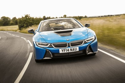2014 BMW i8 - UK version 34