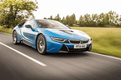 2014 BMW i8 - UK version 35