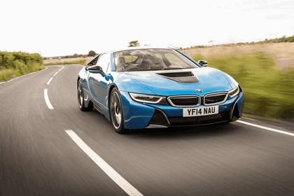 2014 BMW i8 - UK version 36