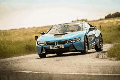 2014 BMW i8 - UK version 46