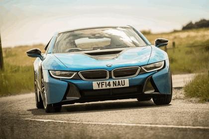2014 BMW i8 - UK version 48