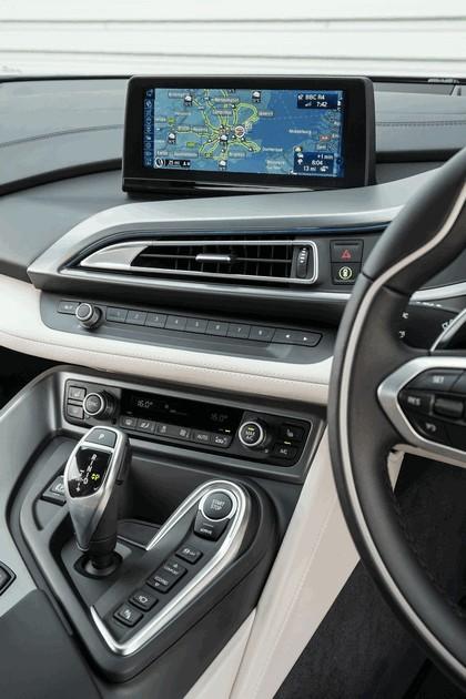 2014 BMW i8 - UK version 65