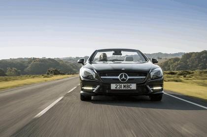 2014 Mercedes-Benz SL 400 - UK version 4